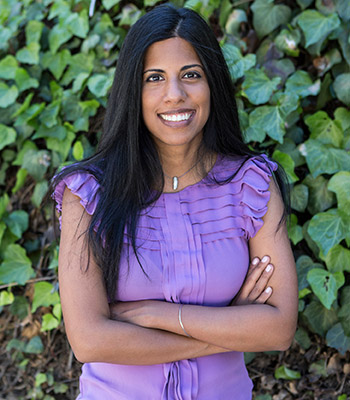 Nisha Chakravarty, Founder Nuru Social Enterprises